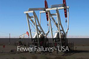 Artificial Lift Performance fewer failures usa