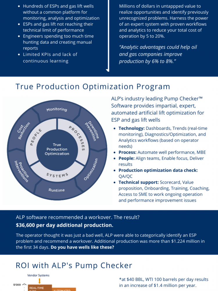 ALP - True Production Optimization
